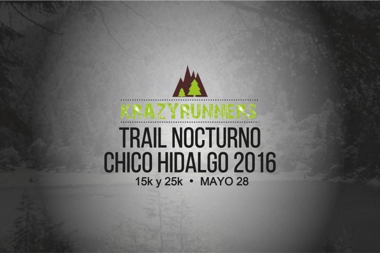 Trail Nocturno El Chico Hidalgo