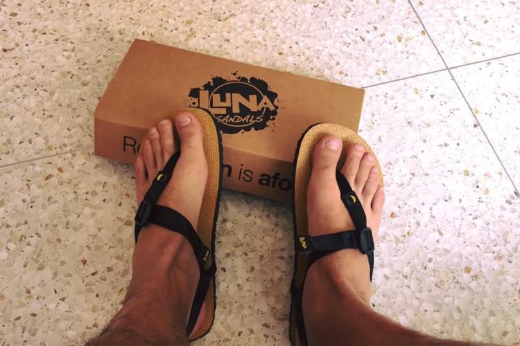 Lunal Sandals